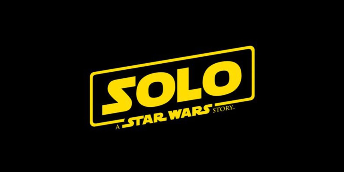 Solo: A Star Wars Story Is Not A Bad Title https://t.co/gPZOnZUEWZ https://t.co/vOEKeB8OAN