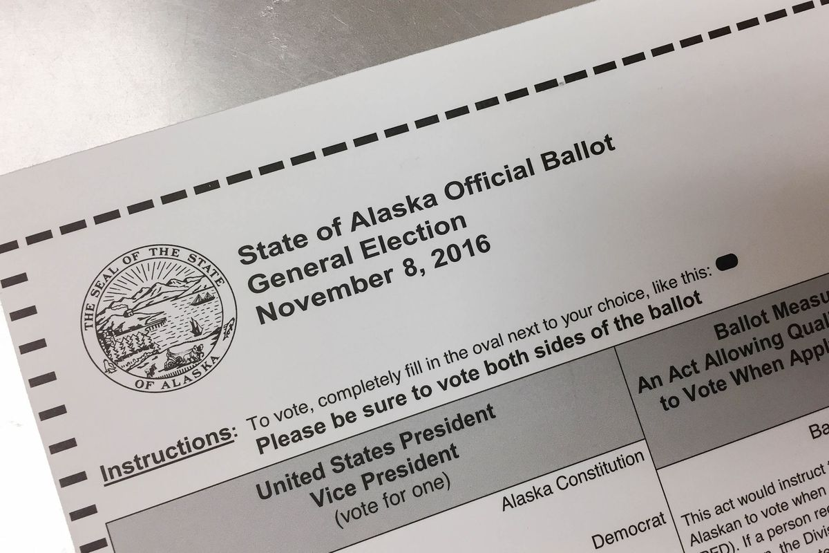 New court ruling could allow Alaska Gov. Walker, an independent, to run in Democratic primary