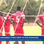 Stars Drop in FIFA Rankings