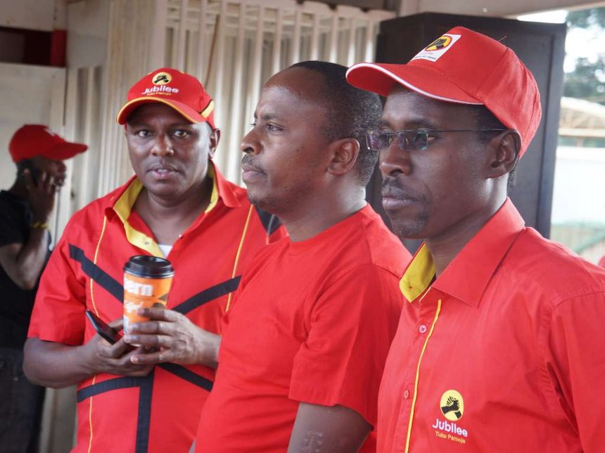 Poll losers pushing for dialogue are cowards – JP MPs