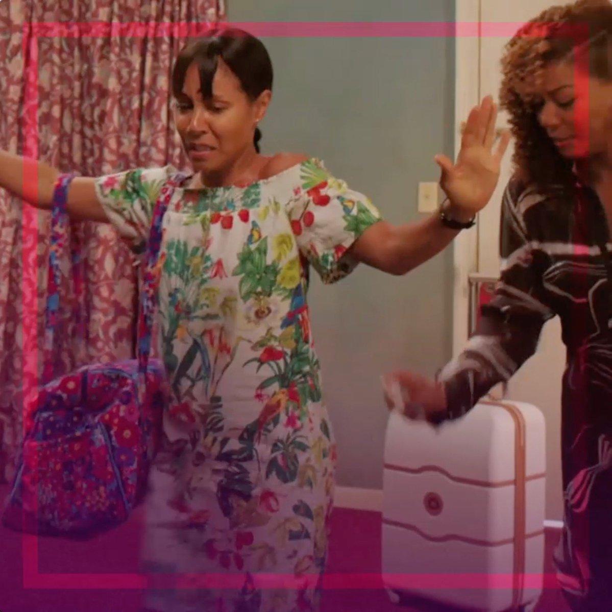 .@GirlsTripMovie out today on DVD & Blu-ray.  Treat yourself to it! https://t.co/zqOCKe5T5O