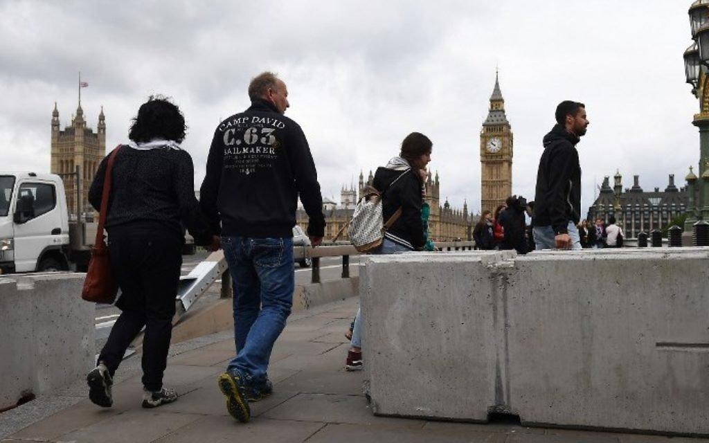 UK intelligence chief says terror threat is worst of career