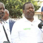 Raila accuses Jubilee, police of protecting youths to disrupt NASA rally in Laare, Meru