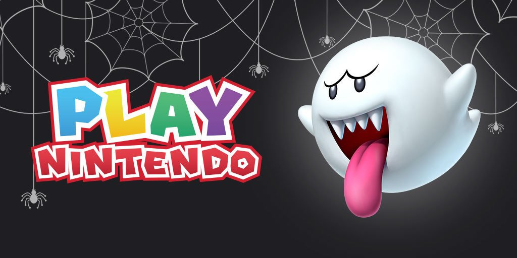 Monsters, mayhem, & more: Who's haunting Play Nintendo this month? It's Boo! https://t.co/Z1swpxrNJ4 https://t.co/473tikol28