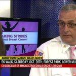 Making Strides Against Breast Cancer 5K Walk in ForestPark