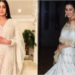 Sridevi and Sophie Choudry show how white can be your colour this festive season