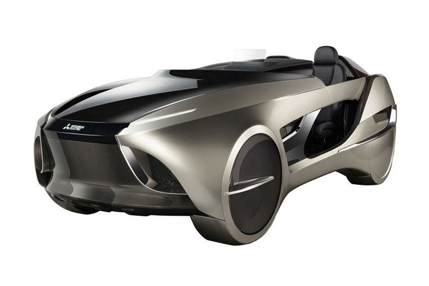 Emirai 4: совсем другой Mitsubishi
