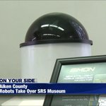 Robots taking over the Savannah River Site Museum