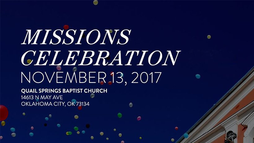 test Twitter Media - Join us for Missions Celebration and the Young Pastors' Wives Lunch during Annual Meeting. Find out more details: https://t.co/KSOjNWn9CO https://t.co/53iEwuOWav