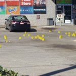 Man dead, woman critically injured in Birmingham gas station shooting