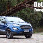 Ford Ecosport Freestyle 2018 Automático em detalhes - Falando de Carro - Dauer: 12 Minuten