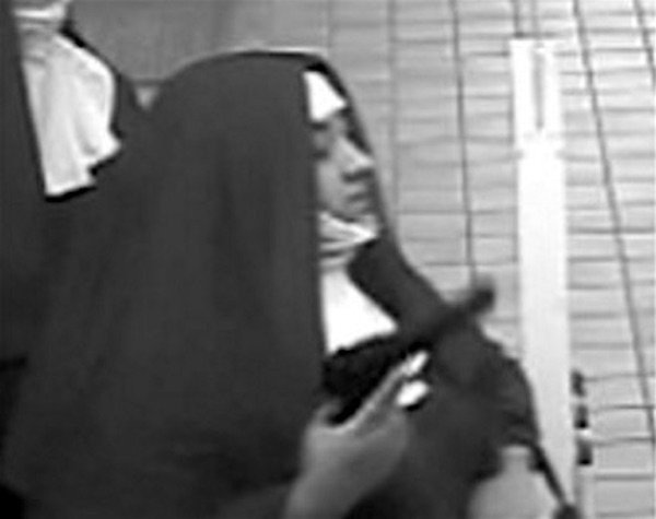 The strange story of 2 young women who feds say held up a bank dressed as nuns