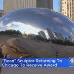 'Bean' Sculptor Returns To Millennium Park To Receive Award