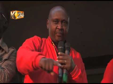 Jubilee agents undergo training ahead of polls