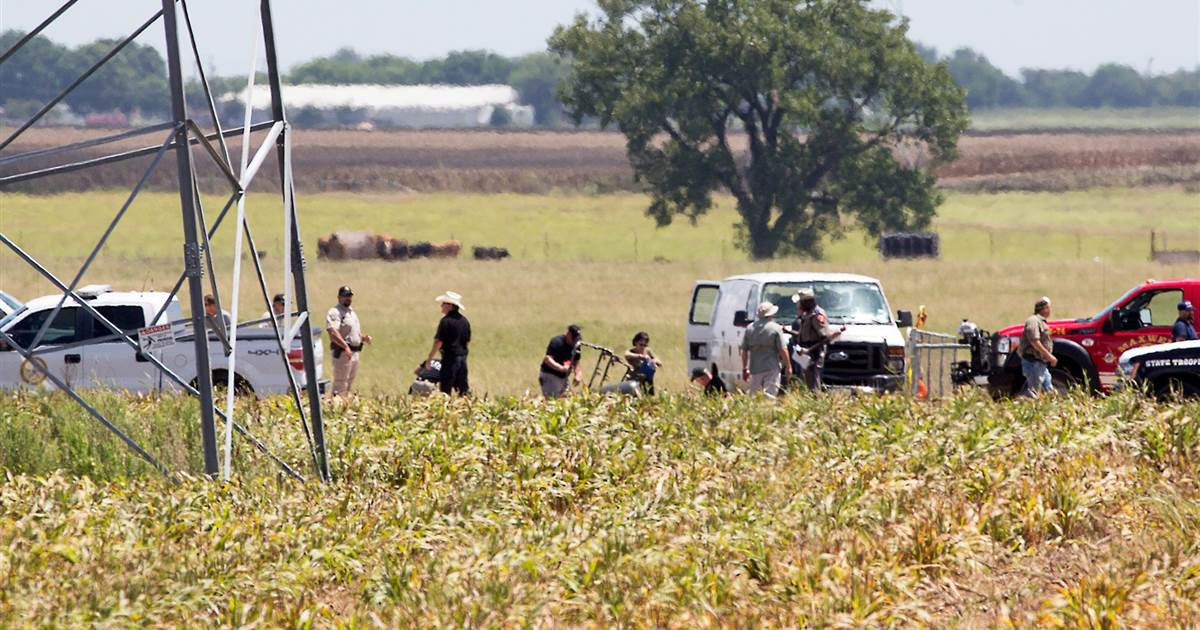 Pilot in deadly balloon crash was as impaired as drunk driver, NTSB says