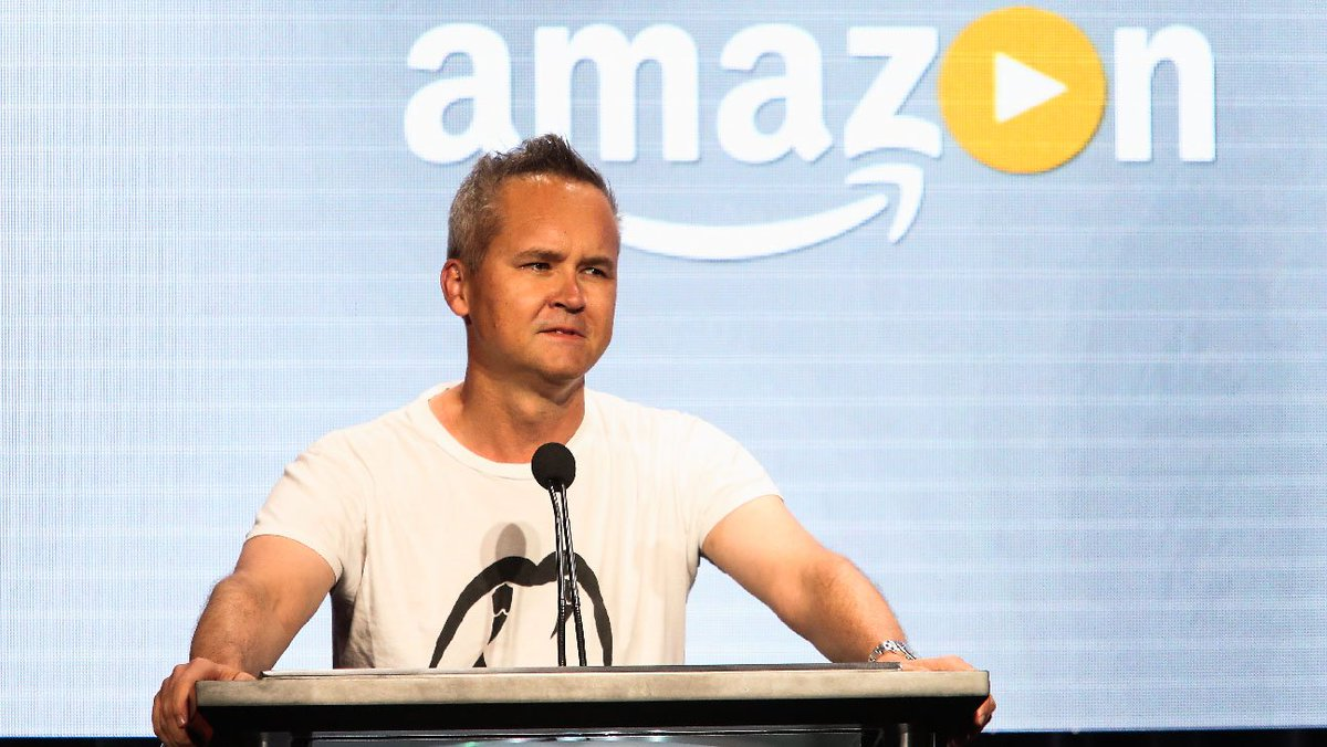 Roy Price Resigns as Amazon Studios Head https://t.co/87mrHygWnS https://t.co/g18WgujhBc