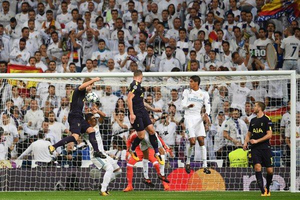 UCL: Tottenham Hold Madrid As Liverpool Destroy Maribor; City EdgeNapoli https://t.co/mpwxUYdqRY https://t.co/RBHvMkYZYy