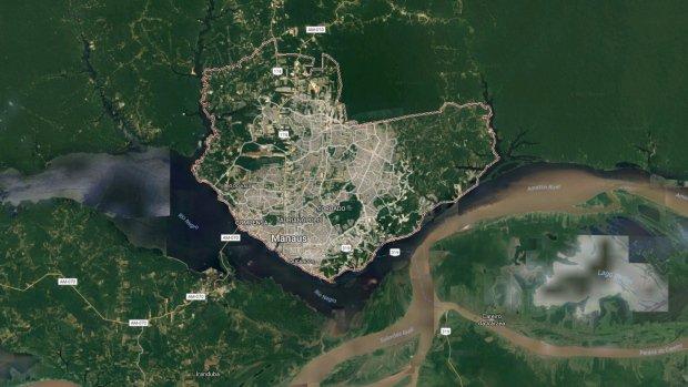 Greenpeace plane crashes in northern Brazil, killing 1