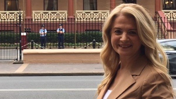Meet Angela Vithoulkas, the woman hoping to get a small business and entrepreneurial voice in the NSW Parliament