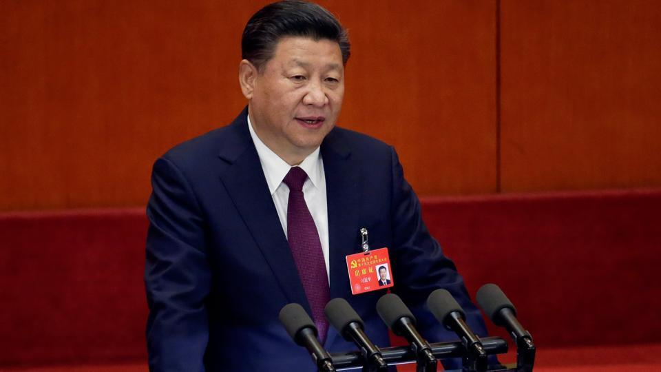 Xi Jinping at Communist Party congress: China's prospects are bright but challenges severe