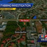 Man stabbed at apartment complex near UCF, officials say