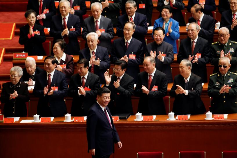 Xi says China has prevented Taiwan independence over past five years