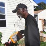 A volunteer army renovates veterans' apartments in Johnston