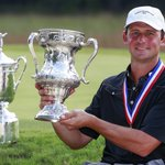 This Brockton firefighter is headed to the Masters