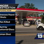 Deadly Gas Station Shooting