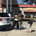 1 dead, 1 seriously injured in Birmingham gas station shooting