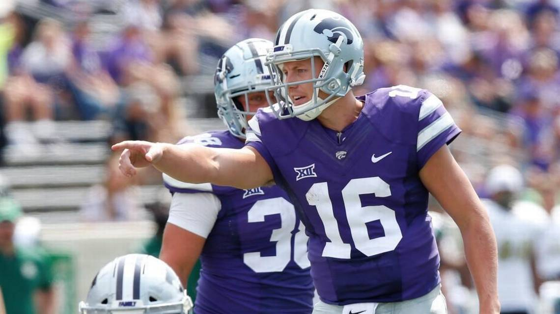K-State QB Jesse Ertz sets tone for OU week with motivational speech | The Kansas City Star