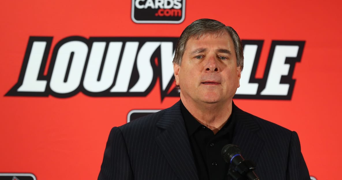 Report: Louisville AD Tom Jurich to be officially fired Wednesday