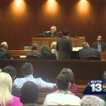 Testimony begins in suspended prosecutor's perjury trial