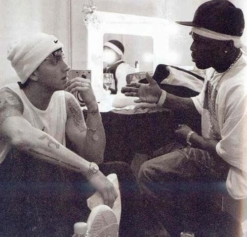 Happy Birthday to my brother  @eminem #Shady https://t.co/8A4D031ICl