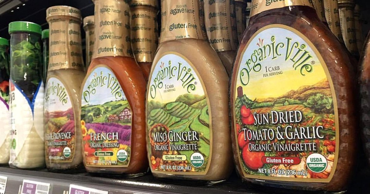 New Sky Valley Foods CEO wants to fill gaps in the organic food landscape