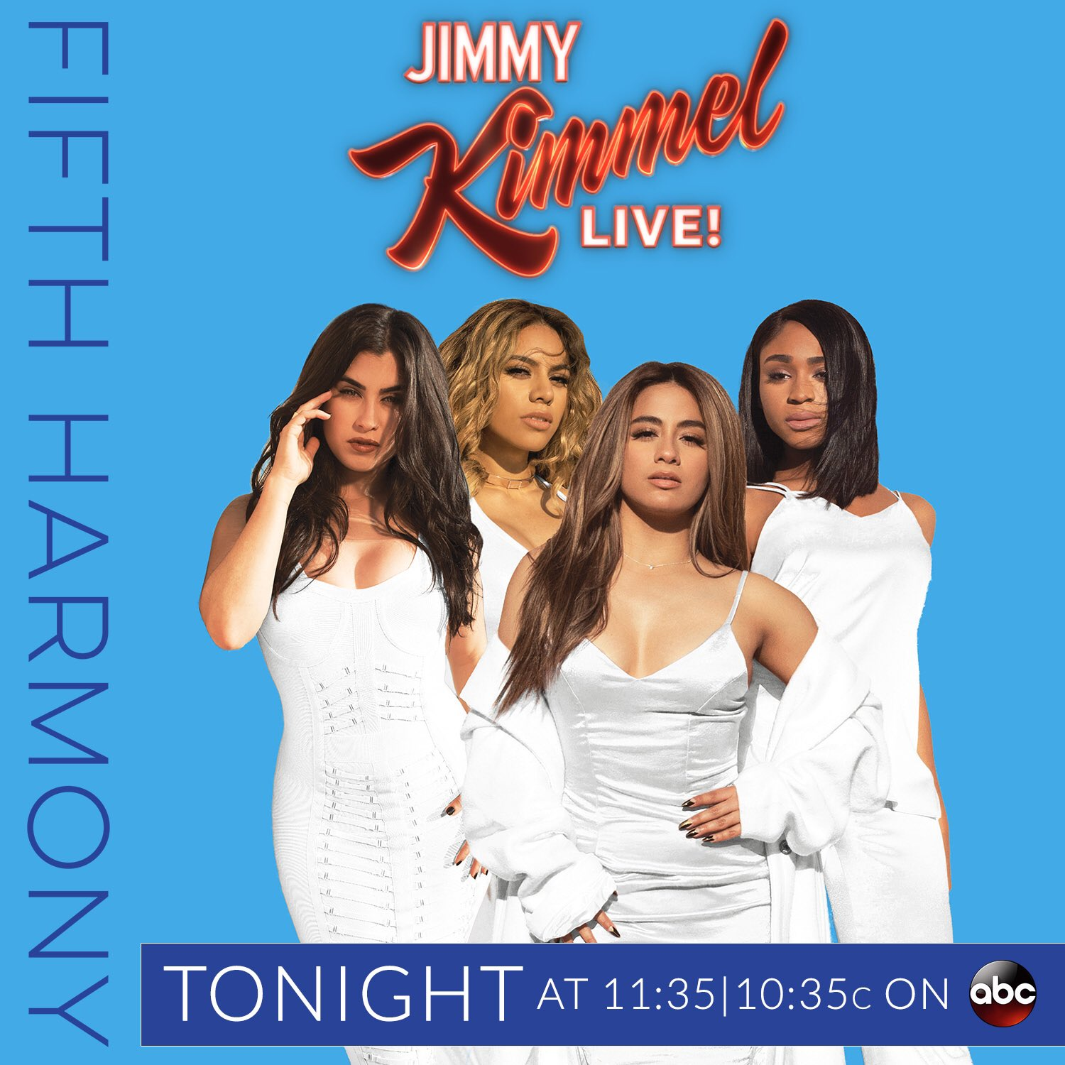 TONIGHT! Dont miss @FifthHarmony on @JimmyKimmelLive live from Brooklyn #KimmelinBrooklyn �� https://t.co/Tdf1SvHGHZ