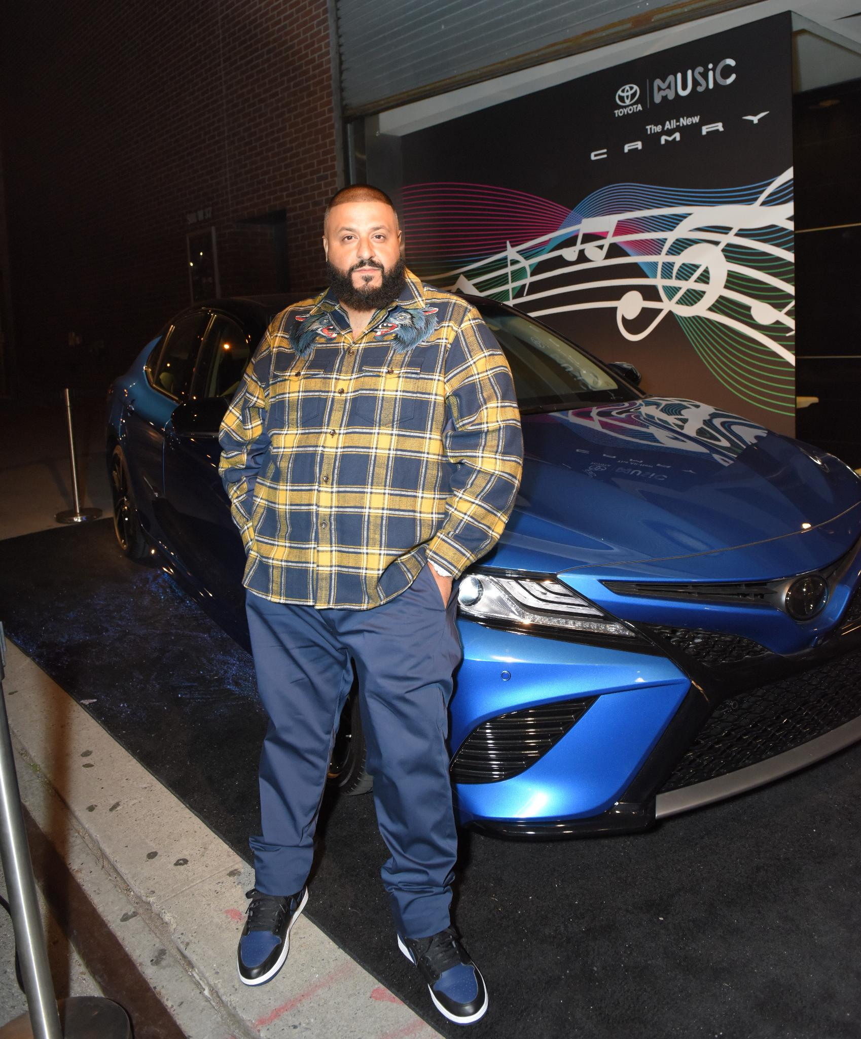 Another One! @djkhaled #Camry Luv. #ToyotaGiving https://t.co/dLAixlvKjG