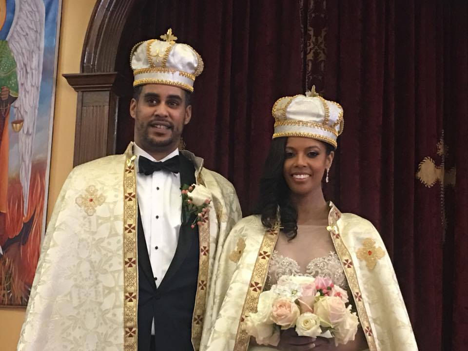 American woman becomes a princess after marrying Ethiopian prince she met in nightclub