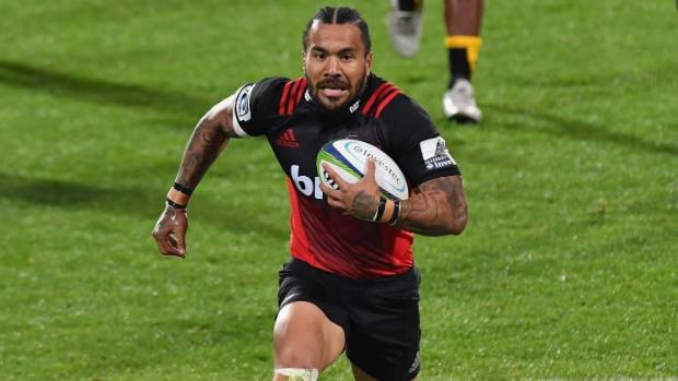 Digby Ioane leaves Crusaders for fulltime career in Japan