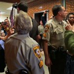 Shouting erupts at county hearing on St. Louis Galleria protest arrests