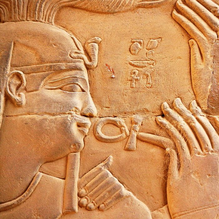 Volcanic eruptions may have contributed to war in ancient Egypt