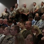 Testimony intense as St. Louis County considers police pay hike