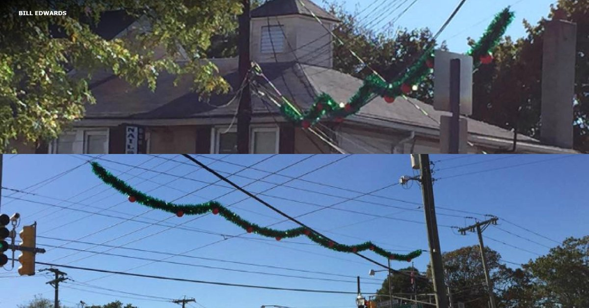 Williamstown Hanging Holiday Displays To Make Halloween Parade MoreFestive