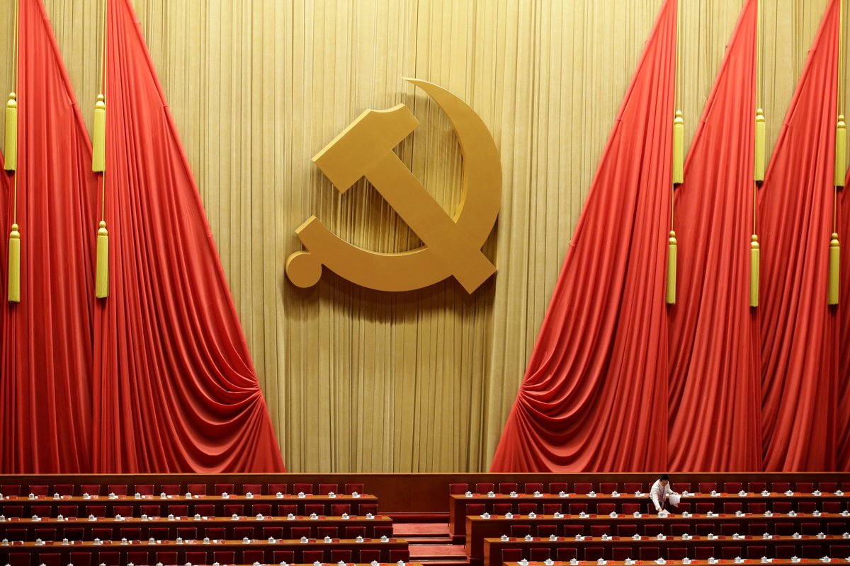 New policy agenda, leadership team in spotlight as China opens 19th Communist Party Congress