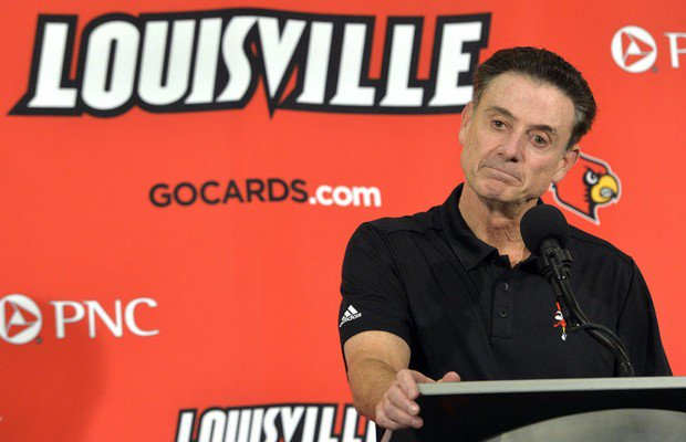 Fired Louisville coach Rick Pitino sues Adidas, alleging conspiracy