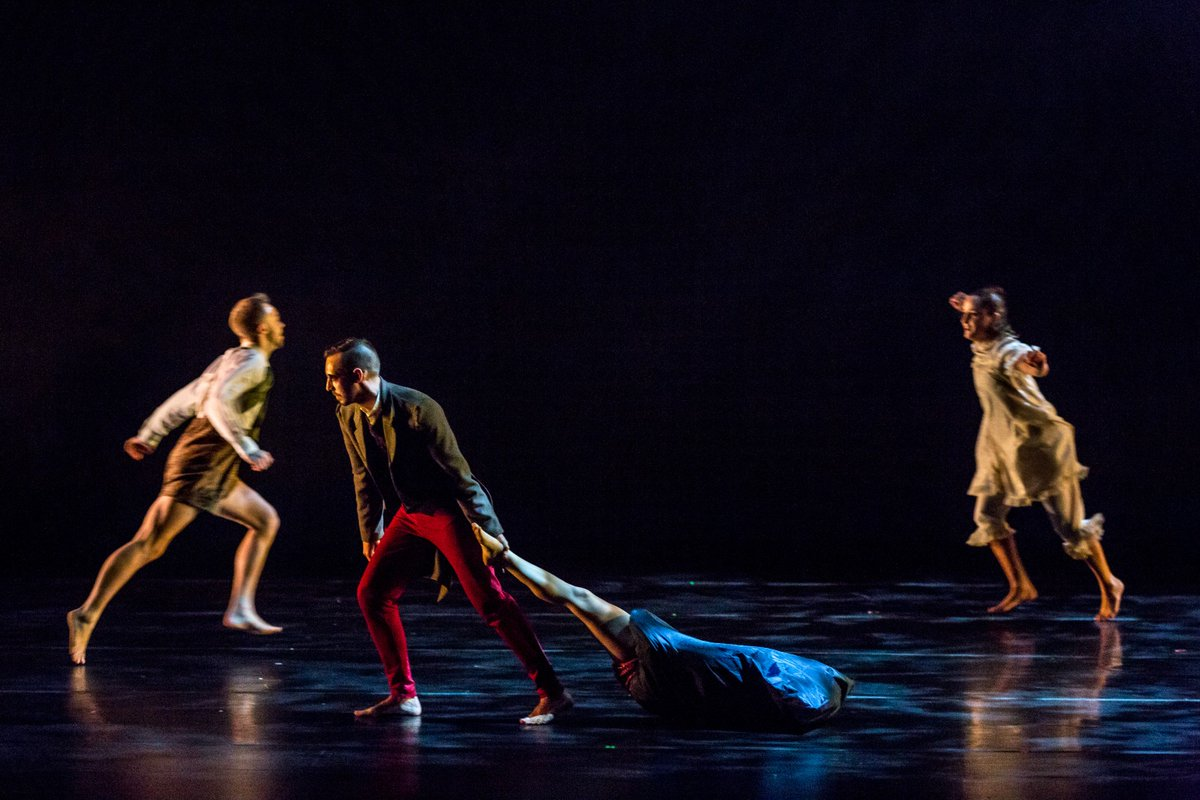 Dark Circles Contemporary Dance Will Open Season With Cautionary Tales