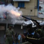 Stop using teargas on protesters, MP Kutuny tells police