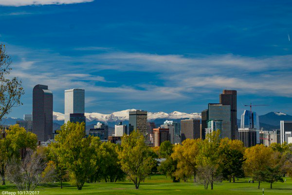 Driest air ever recorded in Denver