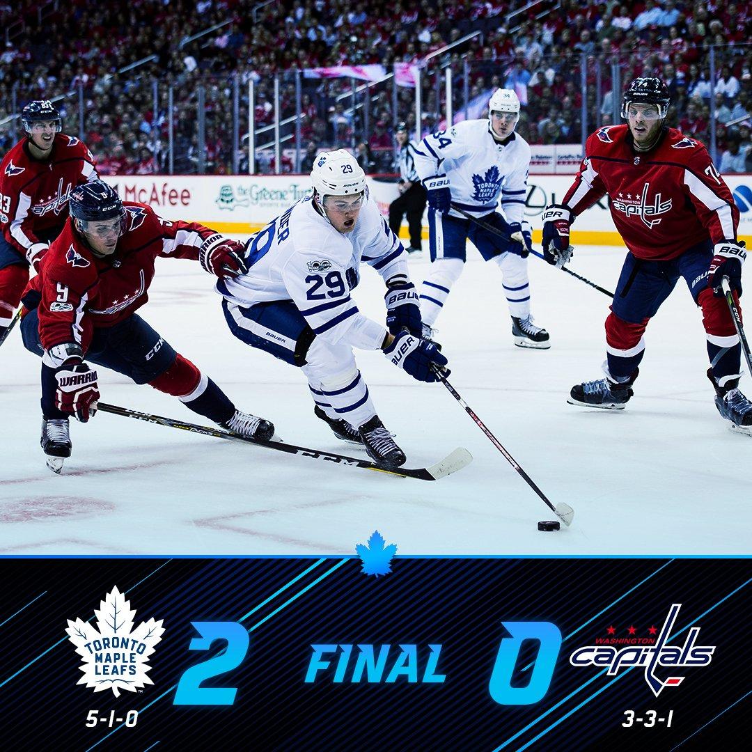 RT @MapleLeafs: Head down win.  Getting it done.  #TMLtalk https://t.co/jFuipmIrDJ