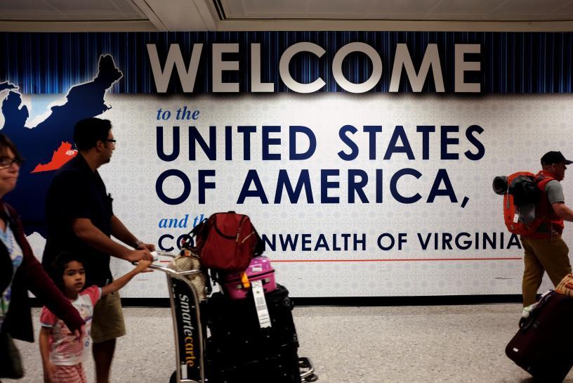 Judge blocks latest Trump curbs on people entering United States